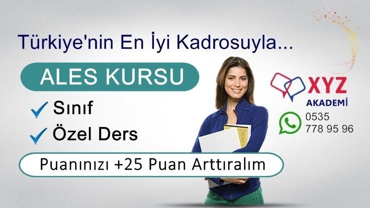 ALES Kursu Çorlu