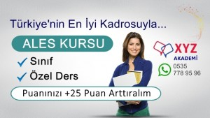 ALES Kursu Kızılay