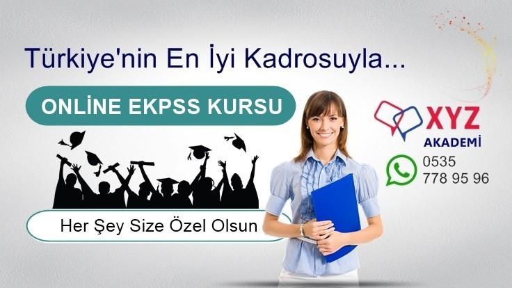 Online EKPSS Kursu