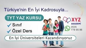 TYT Yaz Kursu