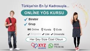 Online YÖS Kursu