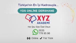 YDS Online Dershane