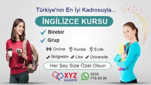 İngilizce Kursu İstanbul