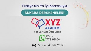 Ankara Dershaneleri