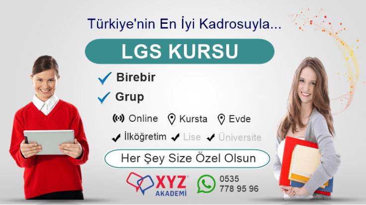 LGS Kursu Elmadağ