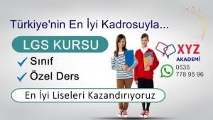 LGS Kursu Antalya