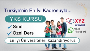Online TYT AYT Kursu