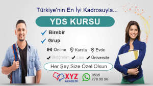 YDS Kursu Tekirdağ