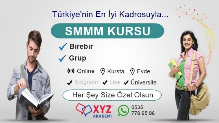 SMMM Kursu