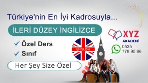 İleri Düzey İngilizce Kursu