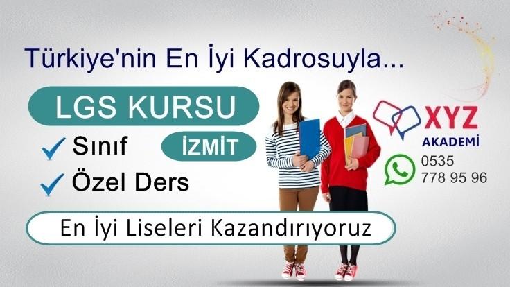 LGS Kursu İzmit