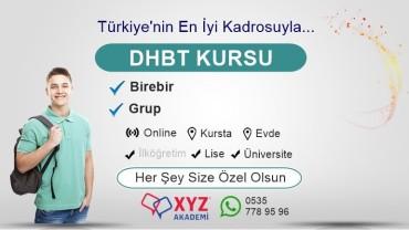 DHBT Kursu