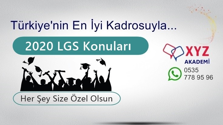 LGS Konuları