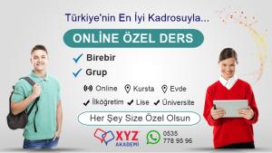 Online Özel Ders
