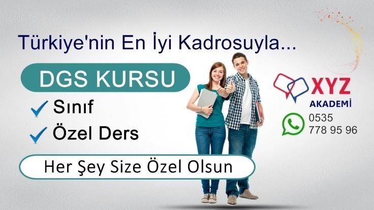 DGS Kursu Kocaeli