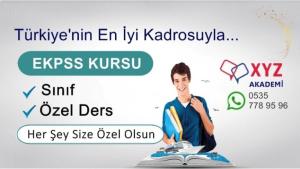 EKPSS Kursu İzmir