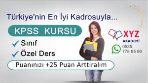 KPSS Kursu Fethiye