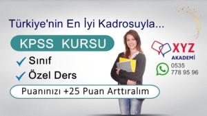 KPSS Kursu Kocaeli