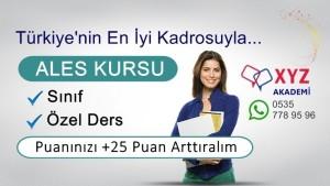 ALES Kursu Eskişehir