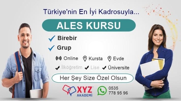 ALES Kursu İstanbul