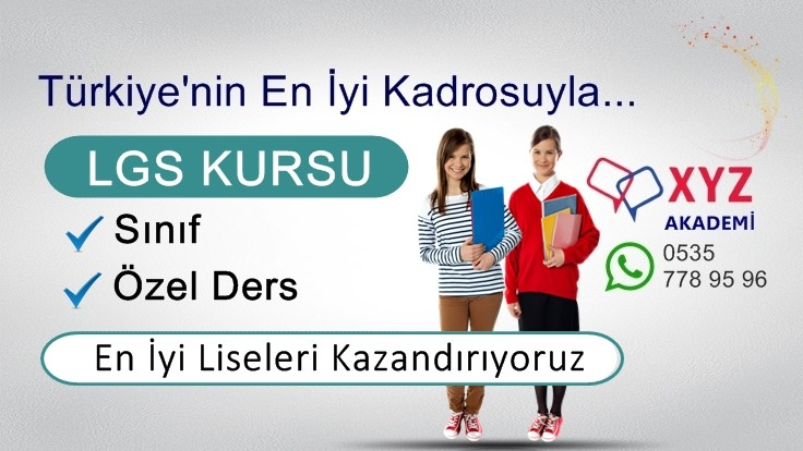 LGS Kursu Hatay