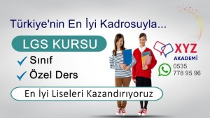 LGS Kursu Manisa