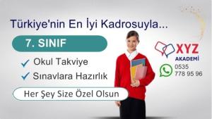 7. Sınıf Online Ders