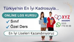 LGS Online Eğitim Ücretsiz