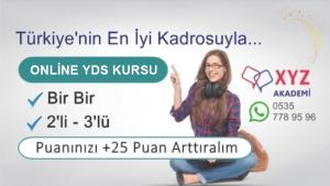 En İyi Online YDS Kursu