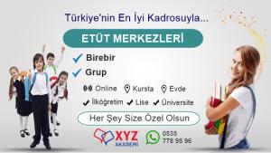 İzmir Etüt Merkezleri
