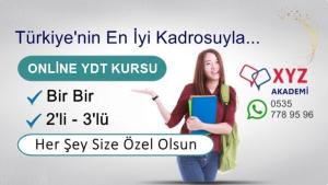 Online YDT Kursu
