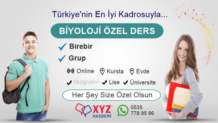 Online Biyoloji Dersi