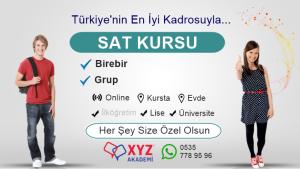 Online SAT Kursu