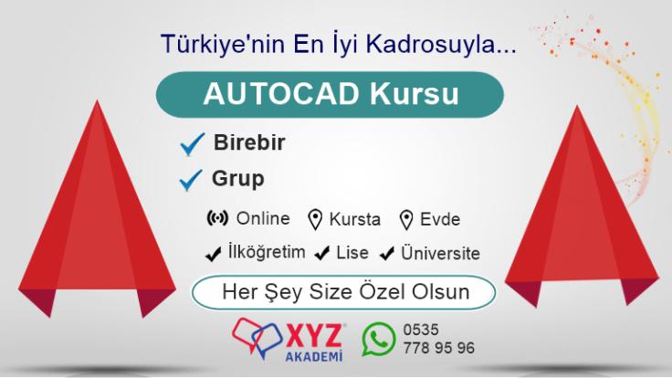 Autocad Kursu İstanbul