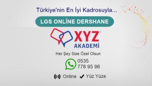 LGS Online Dershane