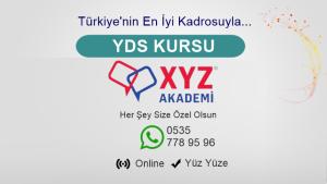 YDS Kursu Antalya