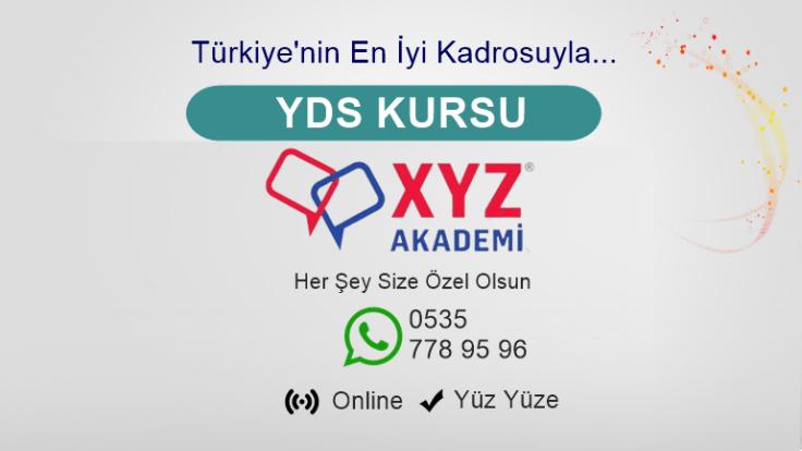 YDS Kursu İzmir