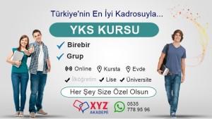 YKS Kursu Kahramanmaraş