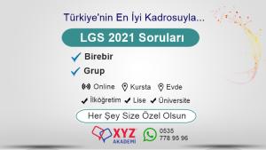 LGS 2021 Soruları