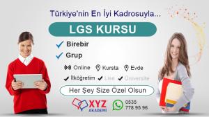 LGS Kursu Çiğli